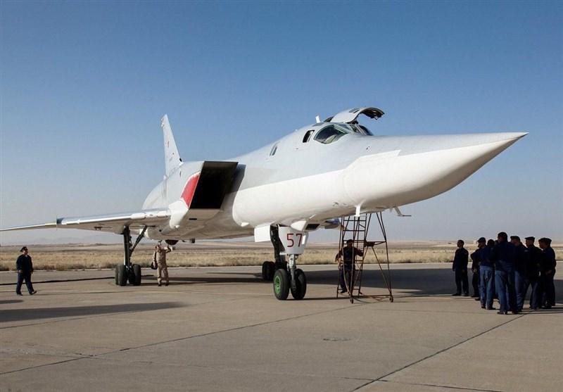 جنگنده روسیه در همدان