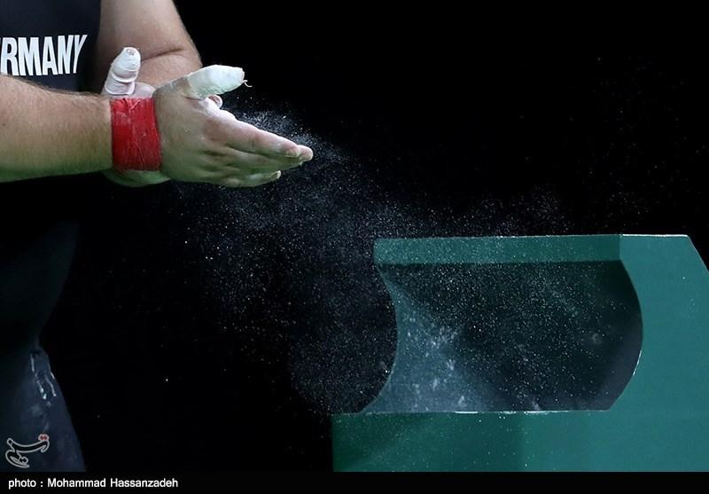 مسابقات وزنه برداری دسته فوق سنگین - المپیک ریو 2016
