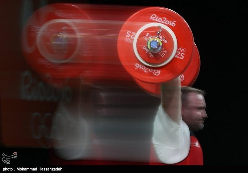مسابقات وزنه برداری دسته+105 کیلوگرم _ المپیک ریو 2016