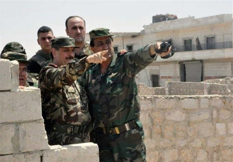 Terrorists Flee Aleppo Southern Hill Retaken by Syrian Forces