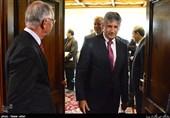 دیدار معاون صدر اعظم اتریش با ولایتی