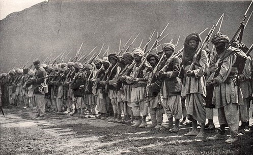 عکس سلاح های جنگی افغانستان