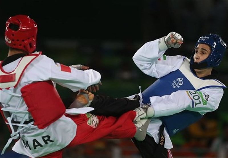 Iran's Ashourzadeh Wins Bronze at World Taekwondo Grand Prix