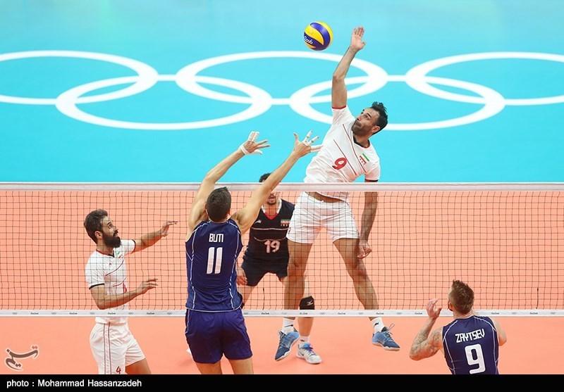 والیبال ایران در المپیک؛ قابل قبول و مطابق انتظار