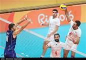 والیبال ایران در جایگاه هفتم جهان قرار گرفت + جدول