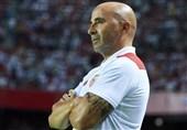 سامپائولی: هم امتیاز شدن با رئال مادرید لذت پیروزی برابر بتیس را دو چندان کرد