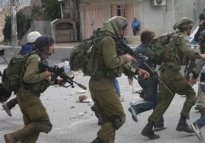 زخمی شدن ۵ نظامی صهیونیست در اطراف نوار غزه