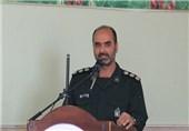 سرهنگ علی استادی معاون اجرایی سپاه الغدیر یزد