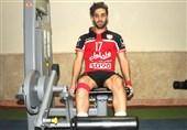فسخ قرارداد ساسان انصاری با باشگاه پرسپولیس