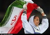 İran'a Olimpiyat Madalyası Kazandıran İlk Kadın Sporcu