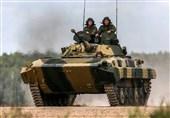 تانک روسی