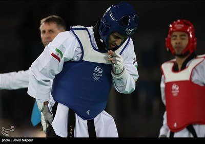 مسابقات تکواندو وزن 80- کیلوگرم - المپیک ریو 2016