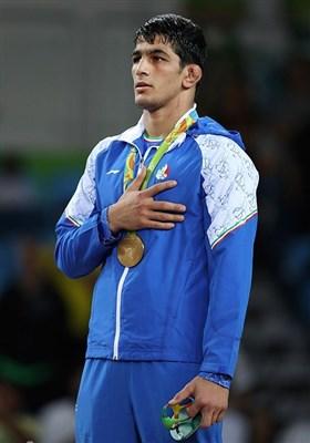 اختتام منافسات المصارعة الحرة لوزن 74 کلغ -اولمبیاد ریو2016