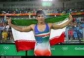 ایران تحرز لقب الوصیف فی المصارعة الحرة