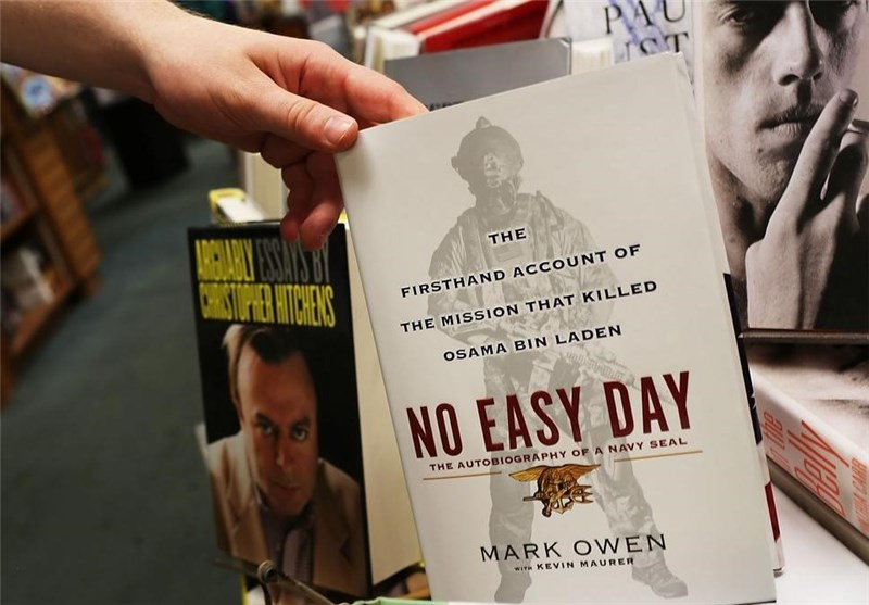 مؤلف کتاب قتل بن لادن یخسر 6.8 ملیون دولار