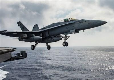 سی ان بی سی: جنگنده های آمریکایی 8 نقطه را در سوریه هدف قرار می دهند
