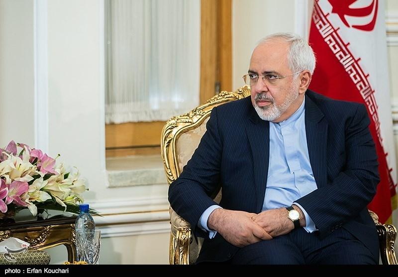 ایران کےوزیر خارجہ اور فن لینڈ کے صدر کی ملاقات