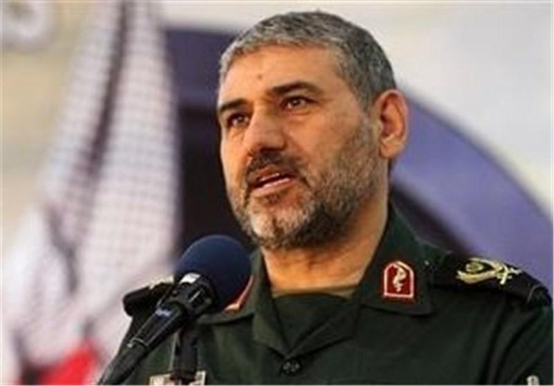 فرمانده سپاه خوزستان شاهوارپور