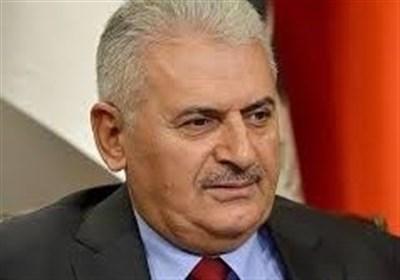 نخست وزیر ترکیه: هیچ تهدیدی علیه ترکیه را تحمل نخواهیم کرد