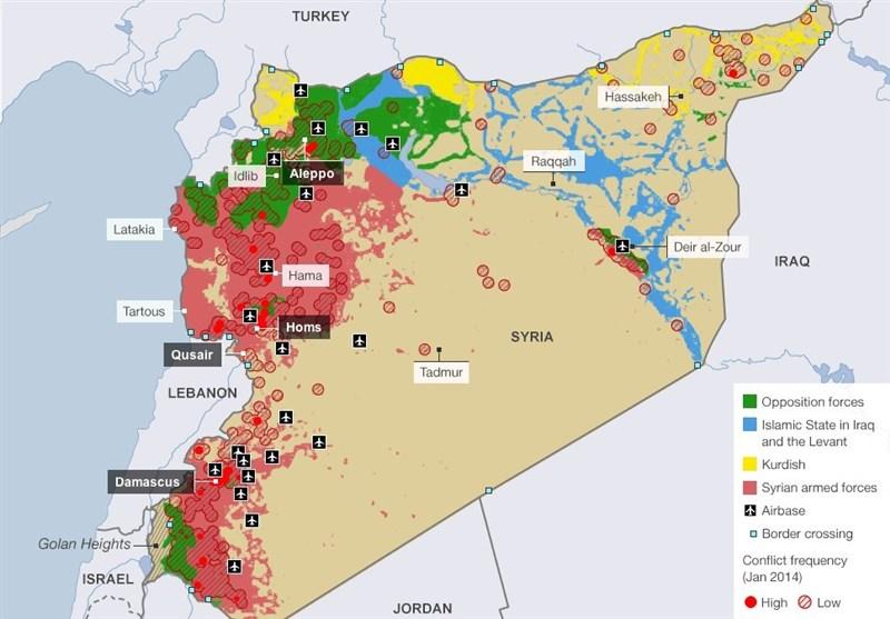 سوریه آگوست 2016