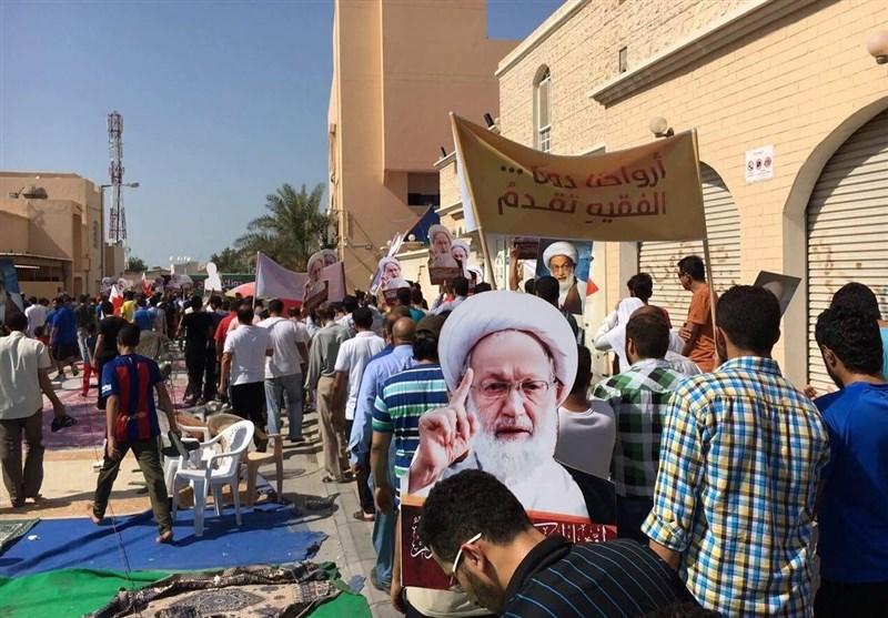 تصعید أمنی وإستنفار شعبی عند منزل الشیخ قاسم فی الدراز+ صور وفیدیو
