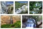 کهگیلویه و بویراحمد؛ سرزمین آبشارهای رؤیایی+ فیلم