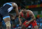 واکنش مربی تیم ملی کشتی آزاد به انتخاب کریمی در وزن ٩٧ کیلوگرم