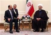 Ruhani, Irak Meclis Başkanı'nı Kabul Etti