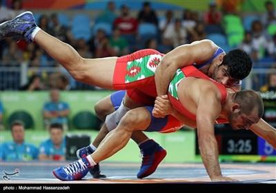 مسابقات کشتی آزاد وزن 86 کیلو - المپیک ریو 2016