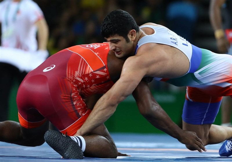 Iran Wrestling Federation Protests Ban on Wrestler