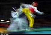 پیروزی تیم تکواندوی ایران مقابل روسیه در گام نخست
