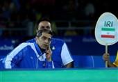 Bijan Moghanloo Quits as Iran Taekwondo Head Coach