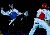 Iran's Mardani Claims Bronze at World Taekwondo Grand Prix