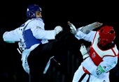 Iran's Mardani Wins Bronze Medal at World Taekwondo Grand Prix