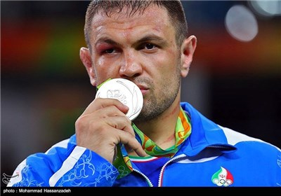 Olympics Freestyle Wrestling: Iran's Ghasemi Wins Silver Medal
