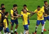 برزیل قهرمان فوتبال مردان المپیک شد/ اشکهای نیمار پس از تاریخسازی در ماراکانا