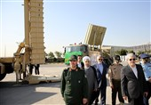 Components of Iran's Bavar-373 Missile System on Show (+Photos)