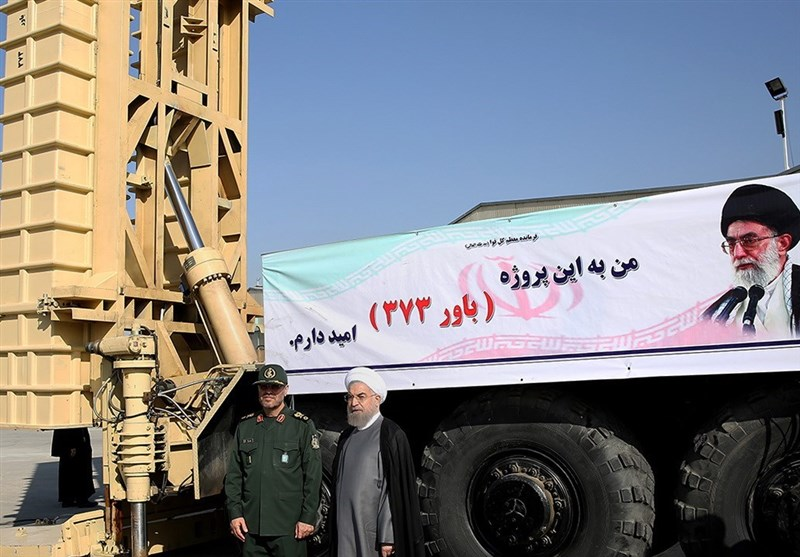 Iran's Homegrown Air Defense Missile System Unveiled