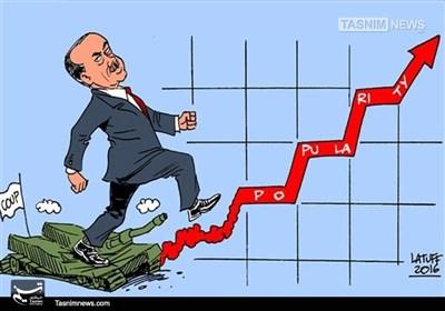 ترک بغاوت میں اردوغان کے مفادات!
