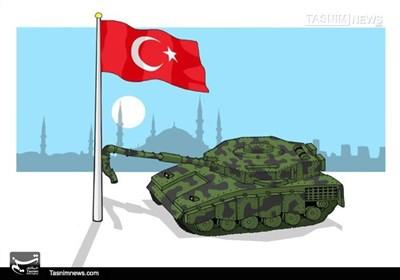 ترکی میں ناکام فوجی بغاوت!