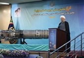 Iranian President Hails 'Major Strides' in Developing Defense Industry