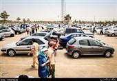 خودرو در بازار 300 تا 600 هزار تومان گران شد