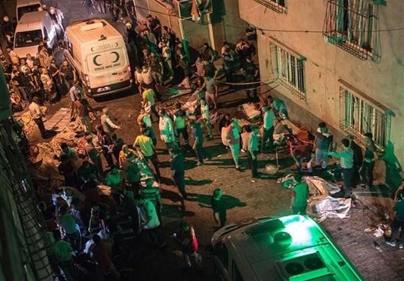 İran, Gaziantep'teki Terör Saldırısını Kınadı