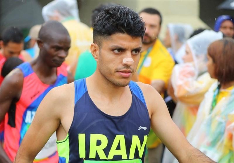 مرادی قهرمان دوی نیمهماراتن در لبنان شد