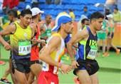 مرادی در دوی ماراتن المپیک به خط پایان رسید و در رده 129 ایستاد