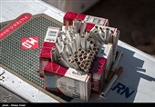 کشف بیش از 2 میلیون نخ سیگار قاچاق در هرمزگان