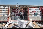 159 هزار نخ سیگار قاچاق در آستارا کشف شد