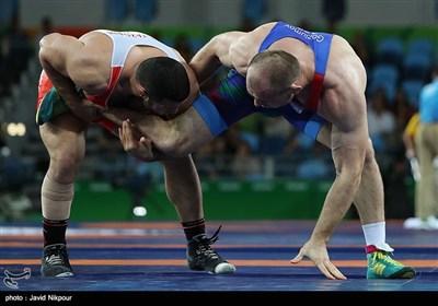 مسابقات کشتی آزاد وزن 97 کیلو - المپیک ریو 2016