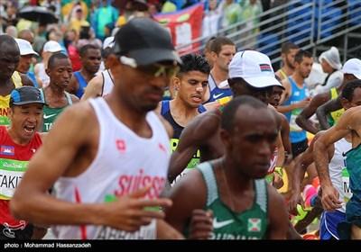 مسابقات دوی ماراتن المپیک ریو 2016