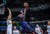رنکینگ جدید فیبا| تیم ملی بسکتبال ایران در جایگاه 23 جهان